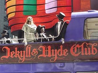 Ristoranti a tema a New York - Jekyll and Hyde Club