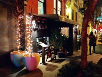 Ristoranti romantici a New York - Cocotte
