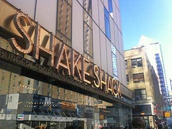Shake Shack a New York