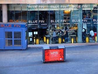 Sushi a New York - Blue Fin