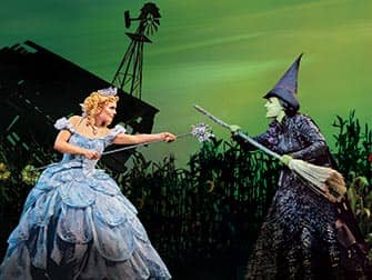 Wicked a Broadway