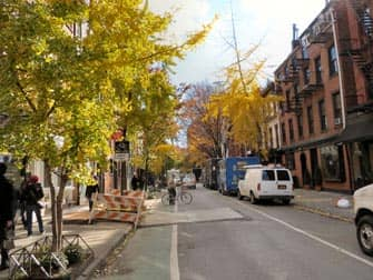 Bleecker Street, Greenwich Village