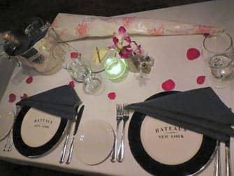 Cena Romantica per S.Valentino in crociera a NY