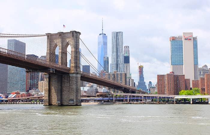 Circle Line Crociera Best of NYC - Brooklyn Bridge