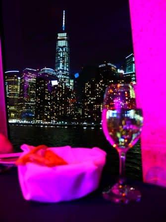 Crociera con cena a New York - One World Trade