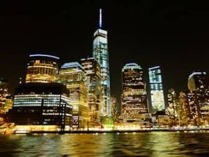 Crociera con cena a buffet a New York