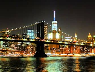 Crociera con cena a buffet a New York - Manhattan Skyline Bridge