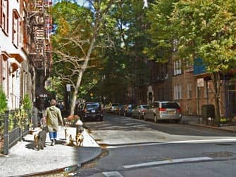 Greenwich Village New York