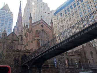 Trinity Church Lower Manhattan New York
