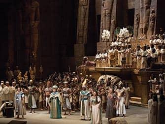Biglietti per l'Opera a New York - Aida