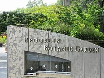 Brooklyn a NY Brooklyn Botanic Garden
