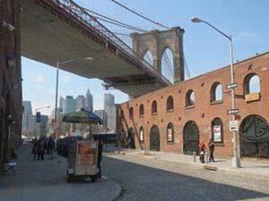 Brooklyn a New York