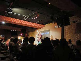 Comedy club Stand-Up-NY comico