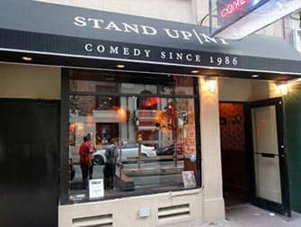 Comedy club-Stand-Up New York