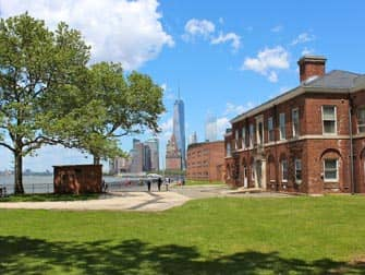 Governors Island New York - 1WTC