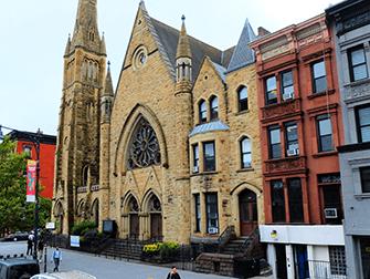 Harlem a New York - Chiesa