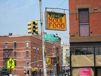 Harlem a New York Soul Food