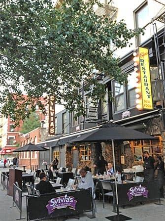 Harlem a New York Sylvia's Restaurant