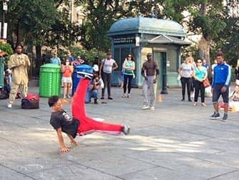 Hip Hop nelle strade di New York