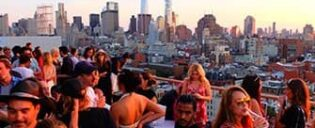 I migliori rooftop bar di New York