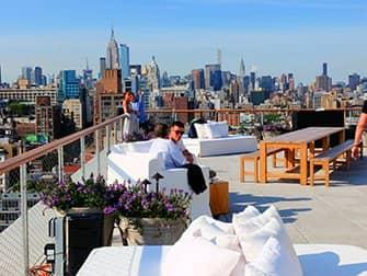 I migliori rooftop bar di New York - The Roof al PUBLIC