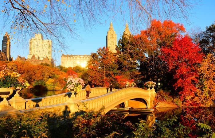 Il tempo a New York - Autunno