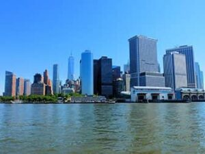 Lower Manhattan e il Financial District di New York