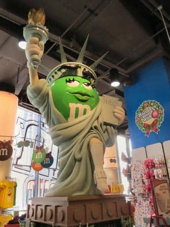 MM Statua della Libertà