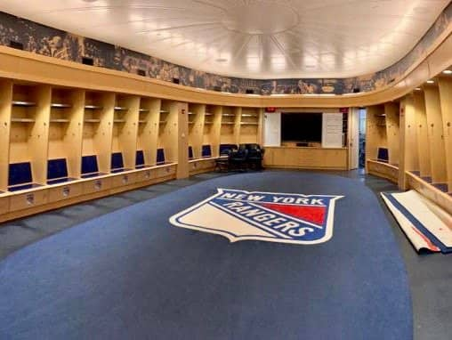 Madison Square Garden a New York - All Access Tour Rangers