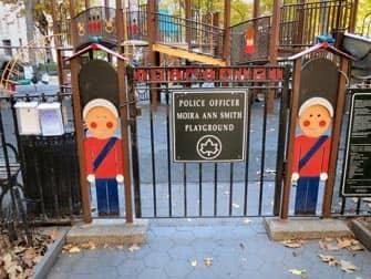 Madison Square Park Playground in New York