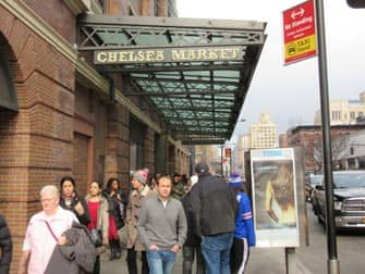 Meatpacking District a New York - Chelsea Market