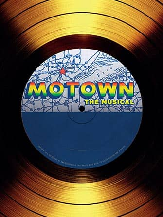 Motown a Broadway NYC