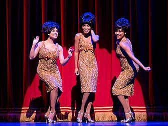 Motown the musical a Broadway New York City