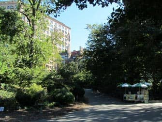 Parchi a New York - Riverside Park