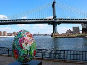 Pasqua a New York
