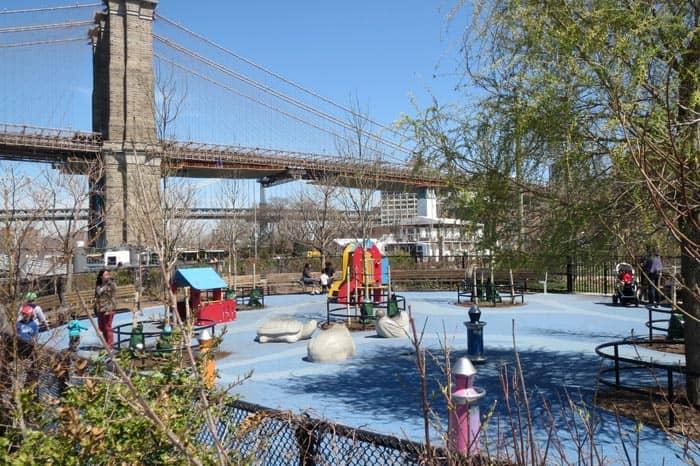 Pier 1 Playground New York