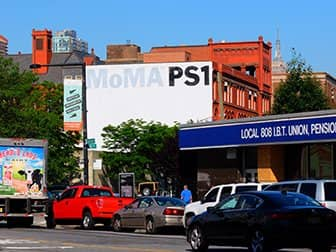 Queens a New York - MoMA PS1