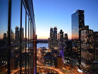 Skyroom a New York - Vista
