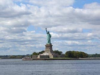 Staten Island Ferry - La Statua della Libertà