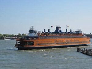 Staten Island in NYC Staten Island Ferry
