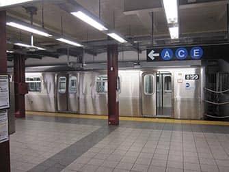 Strutture per persone disabili a New York - Metropolitana