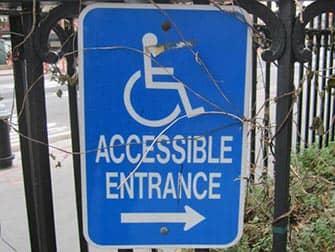 Strutture per persone disabili a New York - Segno