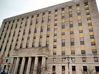 Il Bronx a NY - Edificio Art Deco