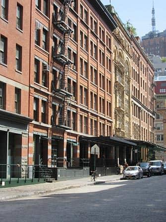 Tribeca a New York Edifici