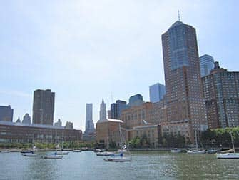 Tribeca a New York Pier 25