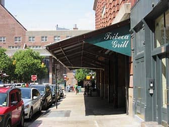 Tribeca a New York Tribeca Grill
