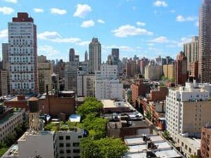 Upper East Side a New York