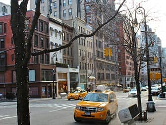 Upper East Side a New York Madison Ave