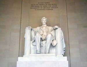 Washington Lincon Memorial