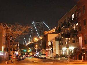 Williamsburg a Brooklyn New York